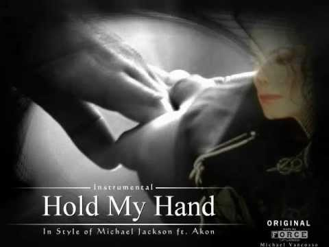 Michael Jackson feat. Akon - Hold my hand Song Video