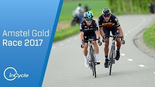 Amstel Gold Race -2017 | Race Highlights | inCycle