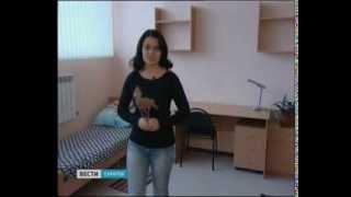 Новый корпус общежития у студентов СГЮА(, 2013-11-27T12:17:52.000Z)