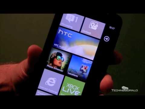 HTC Titan Hands On