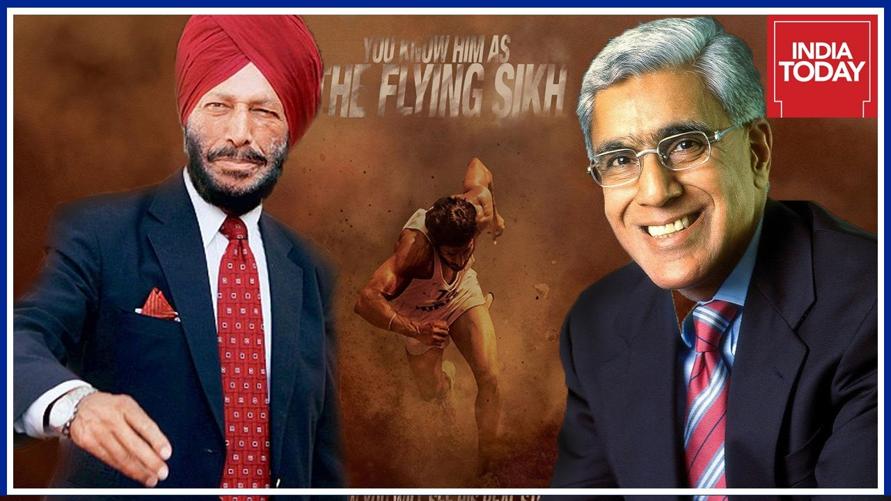 Exclusive : Milkha Singh & Jeev Milkha Singh In Conversation With Karan Thapar