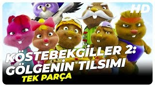 Köstebekgiller 2 : Gölgenin Tılsımı - Türk Filmi  (Full HD)
