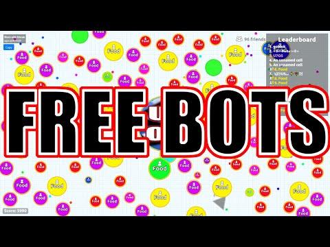 1000 FREE AGAR.IO BOTS [WORKING MAY 2021]