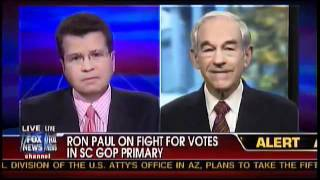 Fox News Immediately Cuts To Break When Ron Paul Exposes Media Bias