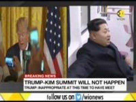 WION Fineprint: President Trump cancels summit with Kim