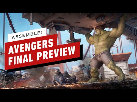 Marvel's Avengers: Final Preview