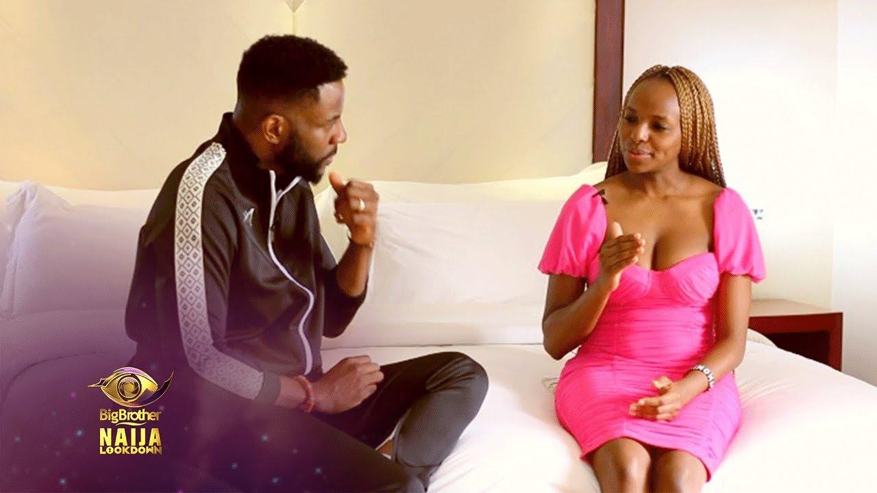 BBNaija Gist: 'Kiddwaya is just there for fun' – Wathoni (Video)