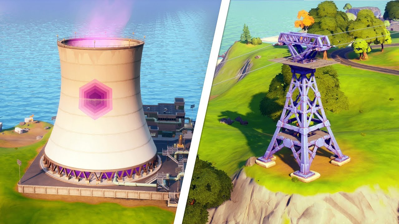 Ride the Steamy Stacks, a Zipline, and use a Secret ...