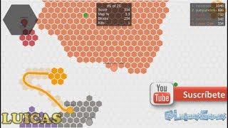 Soy el Rey de Hexar.io Juego Gratis PC, Android y IOS
