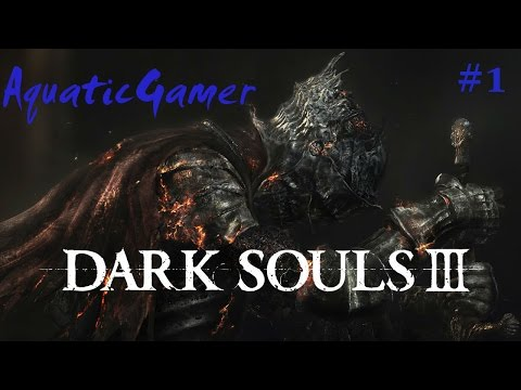 Rise From The Grave King Leonidas   Dark Souls 3 Ep1