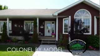 Video of Park View Homes Colonel By Model