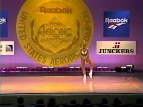 National Aerobic Championship USA 1993