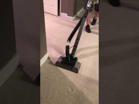 Zipper carpet cleaning (rental property) nylon Berber