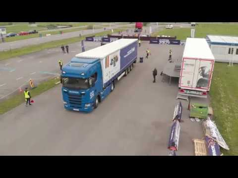 Scania Driver Competition 2019
