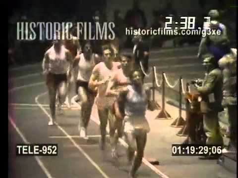 1973 AAU Indoor Track & Field Championships - Marty Liquori in the Men
