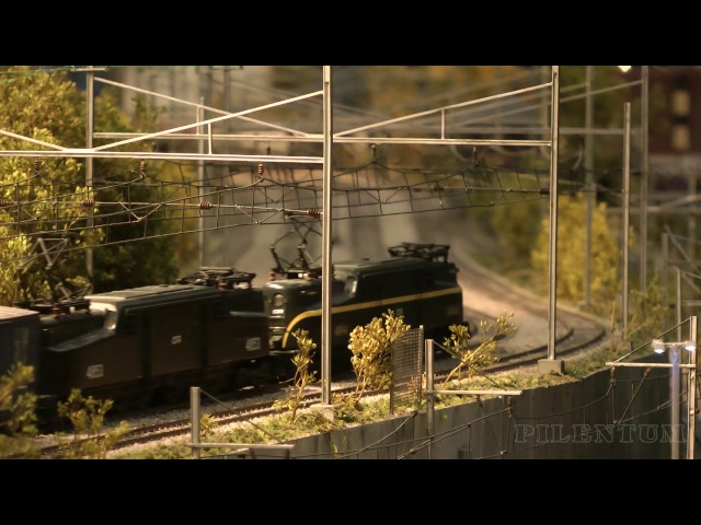 HO Scale DCC Model Train Layout Amtrak Northeast Corridor Scratch Built