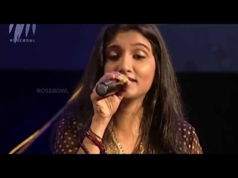 Thumbi vaa thumbakudathin - Manjari   Mementos - The Concert