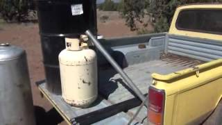 Gasifier Truck How-to Part 1