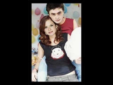 Bonnie Wright Daniel Radcliffe Ginny Weasley Harry Potter