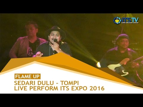 Sedari Dulu - TOMPI (Live Perform ITS Expo 2016)