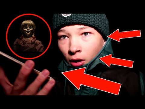 Thumbnail: CALLING ANNABELLE DOLL!!! SHE ANSWERED OMG!!! *DURV RANT*