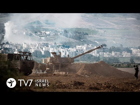 Russia cautions of Israel-Iran war in Syria; Greece-Turkey tensions remain- TV7 Israel News 19.01.21