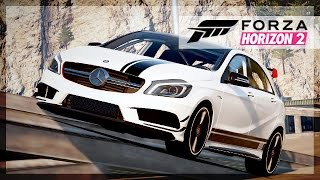 Forza Horizon 2 - Infection, King, and Silly Car Drag Race!