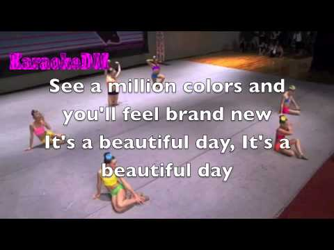 Beautiful Day Elize Karaoke Dance Moms