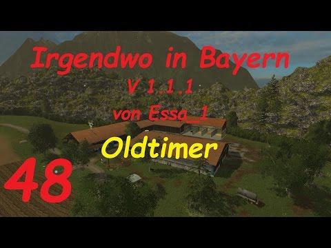 LS 15 Irgendwo in Bayern Map Oldtimer #48 [german/deutsch]