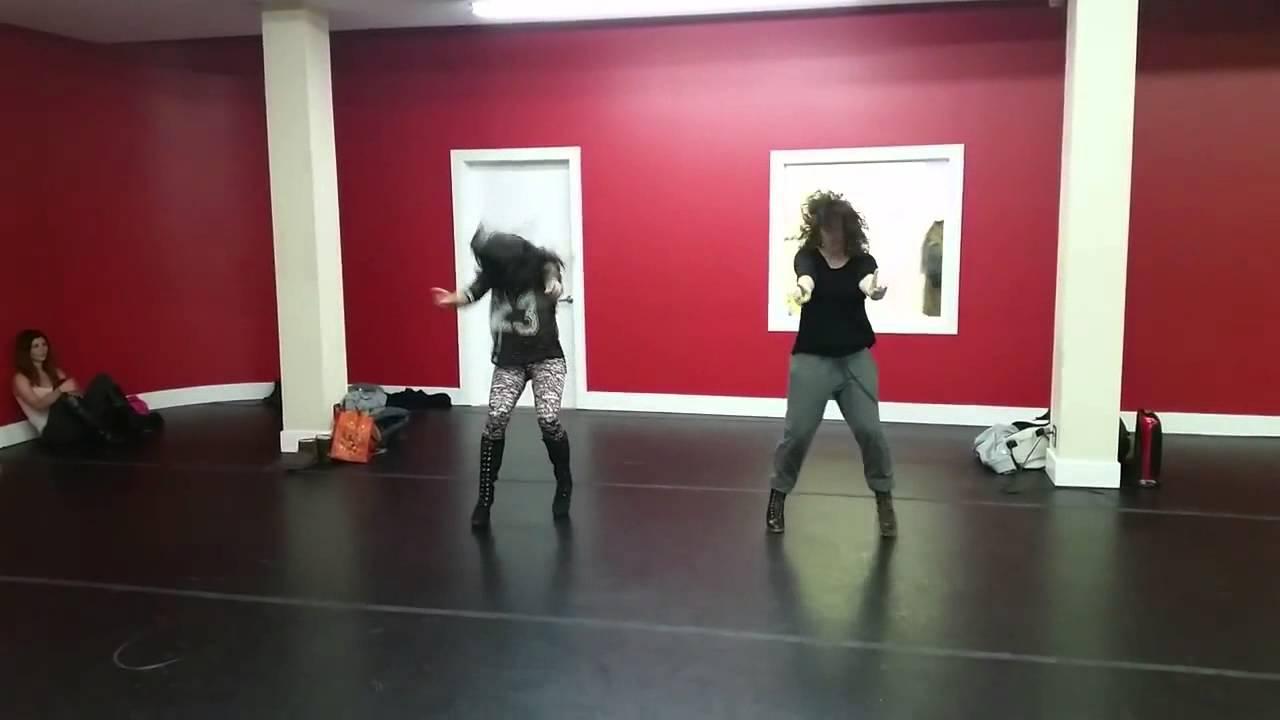 Download | Michelle Jersey Maniscalco | Hottie Heels Class / ARIANA GRANDE PROBLEM