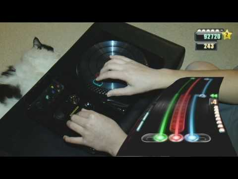 DJ Hero 100% Expert Heard It Through The Grapevine FC (HD)