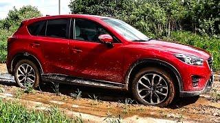Проверка привода Мазда СХ5 2015!  Дизель или бензин?  Тест драйв Mazda CX5