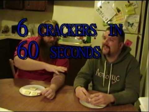 Saltine Cracker Challenge