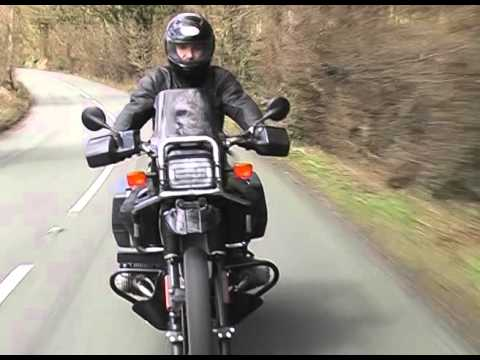 Bmw R100gs Pd Paris Dakar Review Youtube