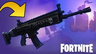 How to Have the Nocturno on Fortnite Save the World