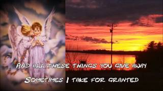 Aaron Lewis - Fill Me Up ( Acoustic ) [ Lyrics ]