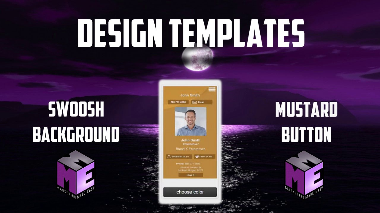 30 Day Free Trial Business Card - vCard Global Design Templates ...