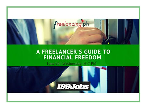 Freelancing.ph: Financial Freedom For Freelancers (Webinar)