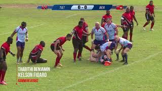 Trinidad and Tobago v Bermuda  Rugby Match 2018