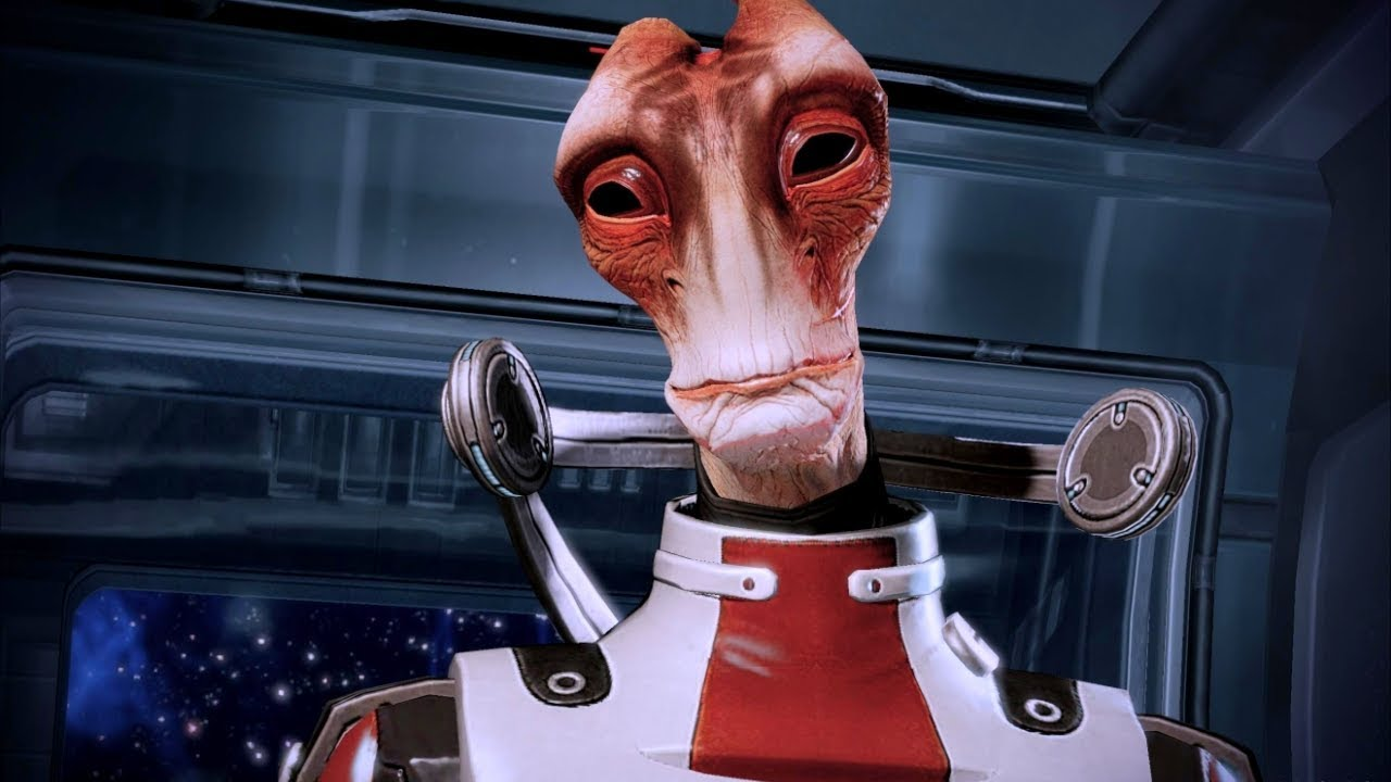 Mass Effect Trilogy: Mordin Solus Best Moments and Funny Lines - YouTube