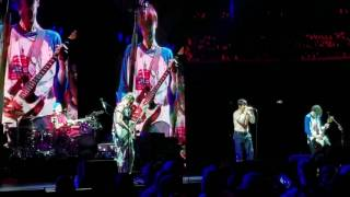 Red Hot Chili Peppers - Aeroplane - 6/30/17 United Center