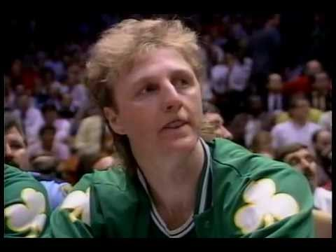 "1985-1986 Boston Celtics - ""Sweet-Sixteen"""
