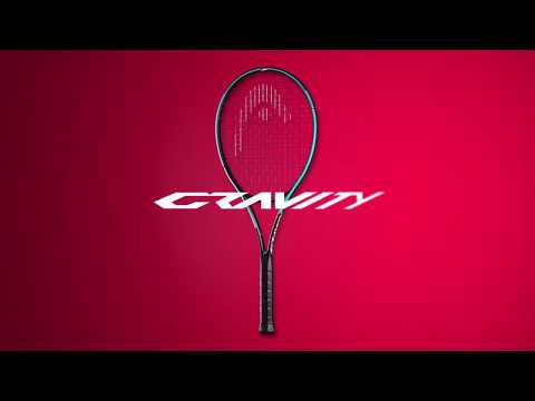 The All-New HEAD Gravity Tennis Racquet 2019: Features and Benefits