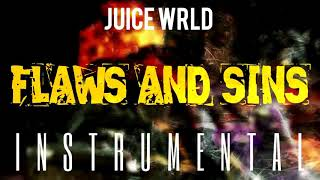 Juice WRLD - Flaws And Sins [INSTRUMENTAL] | ReProd. by IZM