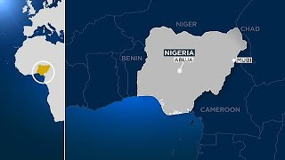 At least 50 people killed in a suicide bomb attack in Nigeria