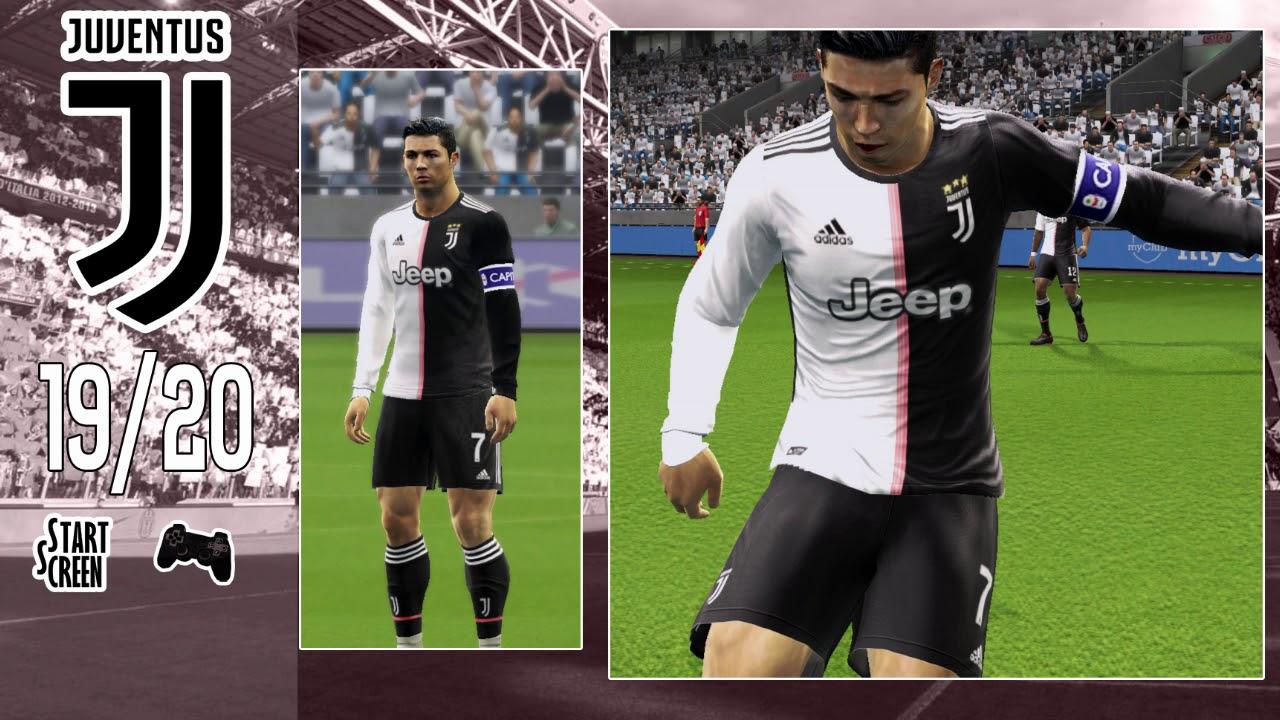 online store 5c2a9 af1d7 Pes2013 || Kit Juventus • HOME • 2020