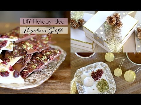 Gift Wrapping & Hostess Gift Idea - MissLizHeart