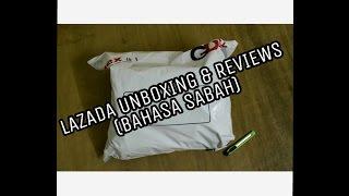 Fun Lazada Unboxing Sabah 2017