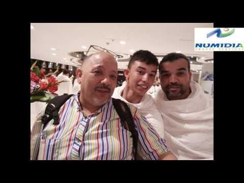 Manasik omra khotwa khotwa Numidia Travel services 2017