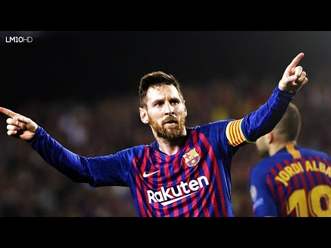 The Greatness of Lionel Messi HD